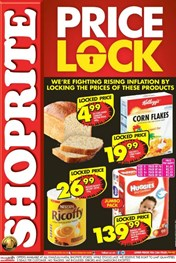 Northern Cape, Free State Price Lock Promo