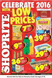 Western Cape New Year Celebrations With Shoprite 28 Dec 2015 03 Jan 2016 Find Specials
