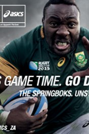 Find Specials || TotalSports Springbok Gear