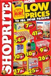 Find Specials || Shoprite Low Prices Promotion Eastern Cape
