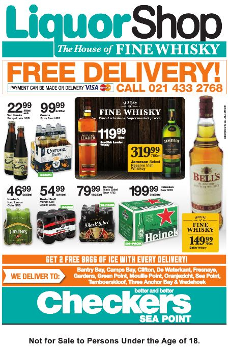 Western Cape Liquor Promotions 23 Jul 2015 09 Aug 2015 Find Specials
