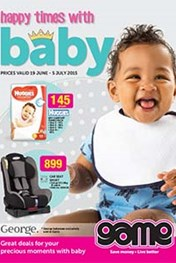 Find Specials || Game Baby Catalogue Specials