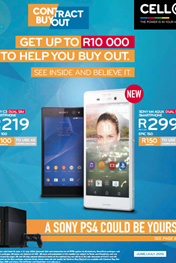 Find Specials || Cell C Booklet