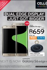 Find Specials || Cell C Monthly Booklet