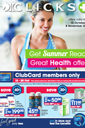 Find Specials || Clicks Healthy Living Specials