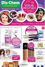 Find Specials || Dischem Value for Women Specials