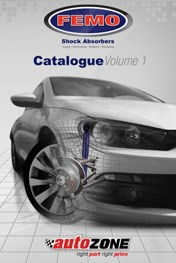 AutoZone FEMO Catalogue