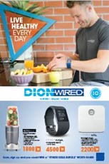 Dion Wired Fitness Specials