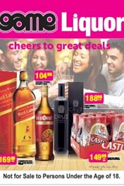 Game Liquor Specials 24 Jun 2015 05 Jul 2015 Black
