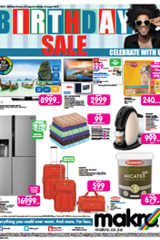 Find Specials || Makro Birthday Sale Catalogue