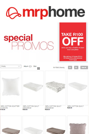Mr Price Home Specials 26 Oct 2015 02 Nov 2015 Find Specials