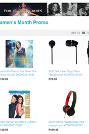 Find Specials || Musica Womens Month Specials