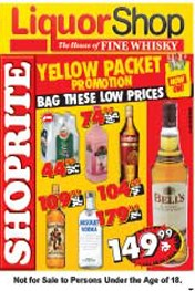 Find Specials || Liquor Shop Special Northern Cape
