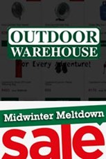 Find Specials || Outdoor Warehouse National Specials