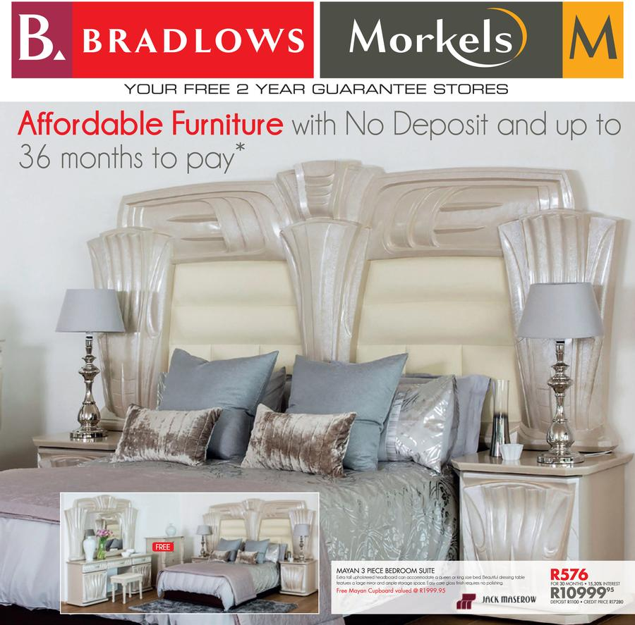 Bradlows And Morkels Furniture Catalogue 20 Jun 2016