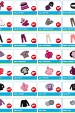 Find Specials || PEP Kids winter Clothing