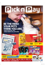 Find Specials || Pick n Pay Pet Catalogue