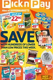 Find Specials || Pick n Pay Save With Lower Prices Specials