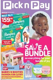 Find Specials || Pick n Pay Baby Product Specials