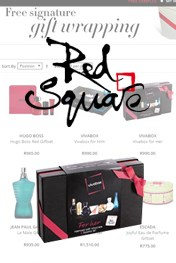 Find Specials || Red Square Gift Sets