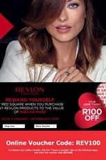Red Square Revlon Special
