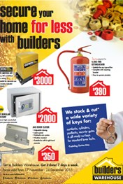 Find Specials || Builders Warehouse Security Specials