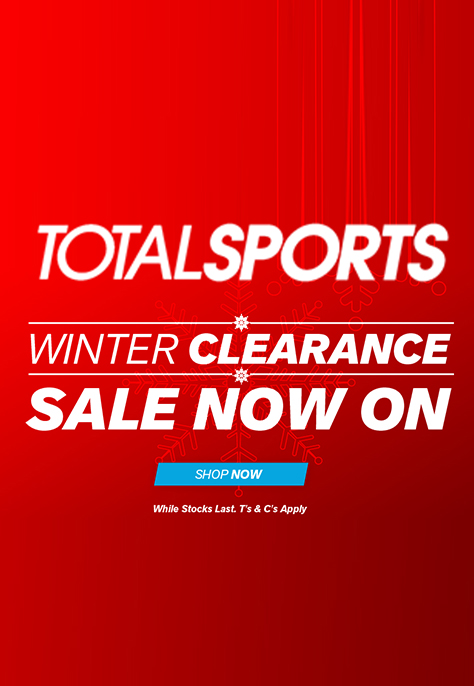 Total Sports Winter Clearance Sale 30 Aug 2016 19 Sep