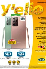 Find Specials || MTN September Catalogue