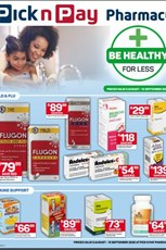 Find Specials || Great Specials at Pick and Pay Pharmacy