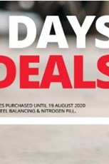 Find Specials || Tiger Wheel & Tyre Cold Days Hot Deals Specials