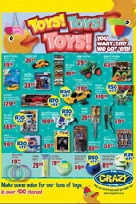 Find Specials || The Crazy Store - Toys Toys Toys