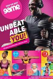 Unbeatable you from Game